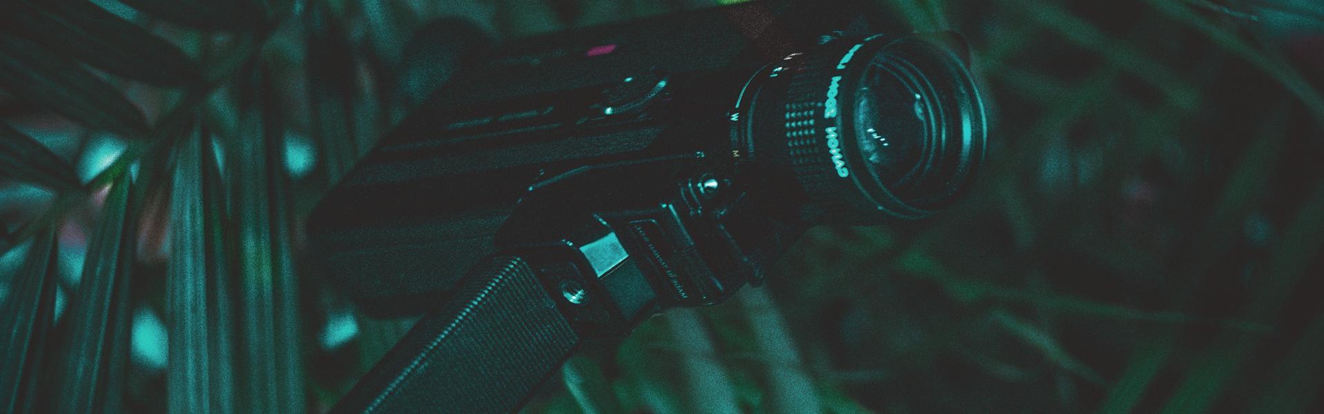 INICIACIÓN A LA CINEMATOGRAFÍA: MINUTO LUMIERE Y REVELADO EN SUPER 8MM